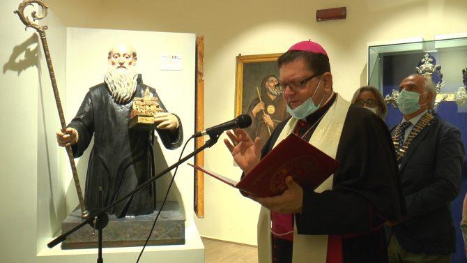 Il Rotary Club Corigliano-Rossano Sybaris recupera il busto ligneo di San Nilo
